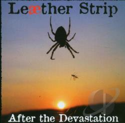 Leather Strip - After the Devastation CD Cover Art