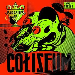 Coliseum - Parasites CD Cover Art