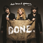Band Perry - Done. DB Cover Art