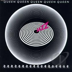Queen - Jazz CD Cover Art