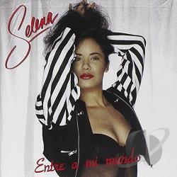 Selena - Entre a Mi Mundo: Selena 20 Years of Music CD Cover Art