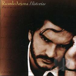 Arjona, Ricardo - Historias CD Cover Art