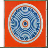 Os Resentidos - 1982-1994 Made In Galicia CD Cover Art
