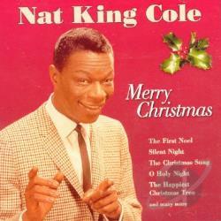 Nat King Cole - Christmas Album CD Album