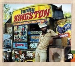 Funky Kingston: Reggae Dance Floor Grooves 1968-1974 CD Cover Art