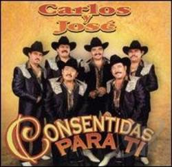 Carlos Y Jose - Consentidas Para Ti CD Cover Art