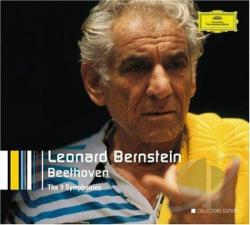 Beethoven / Bernstein / Vpo - Beethoven: The 9 Symphonies CD Cover Art