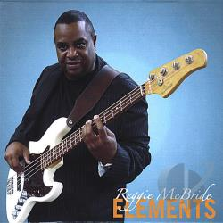 McBride, Reggie - Element CD Cover Art