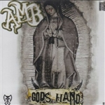 Amb - God's Hand CD Cover Art