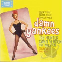 Damn Yankees CD Cover Art