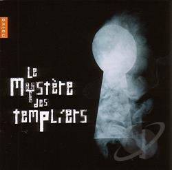Ensemble Organum - Le Mystere des Templiers CD Cover Art