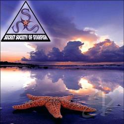 Secret Society Of Starfish - Dark Reflections from the Waters Edge CD Cover Art