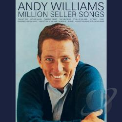 Williams, Andy - Million Seller Songs CD Cover Art