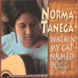 Tanega, Norma - Walkin' My Cat Named Dog CD Cover Art
