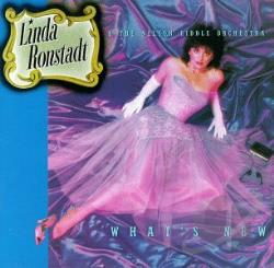 Ronstadt, Linda - What's New CD Cover Art