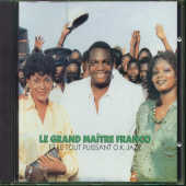 Franco & Le Tpok Jazz - Eperdument CD Cover Art