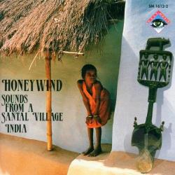 Honeywind CD Cover Art