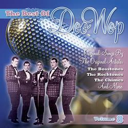 Best of Doo Wop, Vol. 8 CD Cover Art