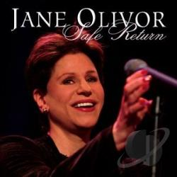 Olivor, Jane - Safe Return CD Cover Art