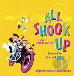 All Shook Up - All Shook Up CD Cover Art