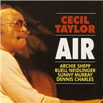 Taylor, Cecil - Air CD Cover Art