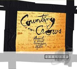 Counting Crows - August and Everything After CD Cover Art