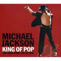 Jackson, Michael - King of Pop CD Cover Art