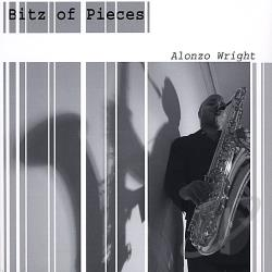 Wright, Alonzo - Bitz Of Pieces CD Cover Art