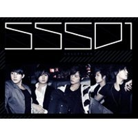 Ss501 - Collection CD Cover Art