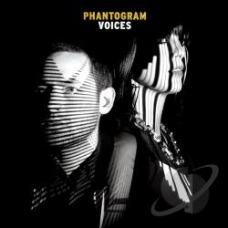 Phantogram - Voices CD Cover Art