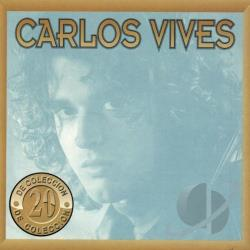 Vives, Carlos - 20 De Coleccion CD Cover Art