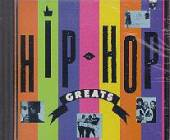 Hip Hop Greats: Classic Raps CD Cover Art