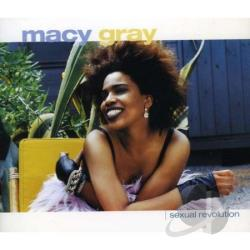 Gray, Macy - Sexual Revolution CD Cover Art