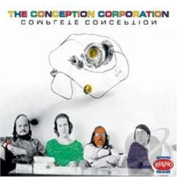 Conception Corporation - Complete Conception CD Cover Art