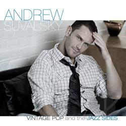 Suvalsky, Andrew - Vintage Pop and the Jazz Sides CD Cover Art