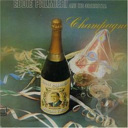 Palmieri, Eddie - Champagne CD Cover Art