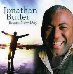 Butler, Jonathan - Brand New Day CD Cover Art