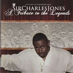 Jones, Sir Charles - Tribute To The Legends CD Cover Art