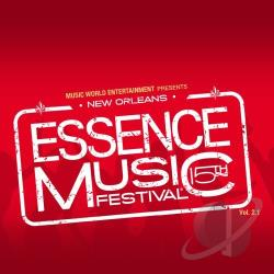 Essence Music Festival 15th Anniversary, Vol. 2 CD Cover Art