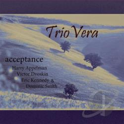 Trio, Vera - Acceptance CD Cover Art