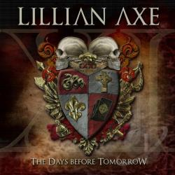Axe, Lillian - XI: The Days Before Tomorrow CD Cover Art