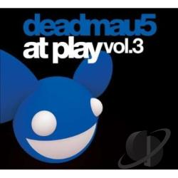 Deadmau5 - At Play, Vol. 3 CD Cover Art