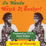 Page, LaWanda - Watch It Sucker CD Cover Art