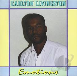 Livingston, Carlton - Emotions CD Cover Art