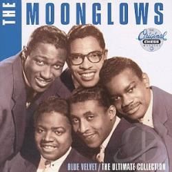 Moonglows - Blue Velvet: The Ultimate Collection CD Cover Art