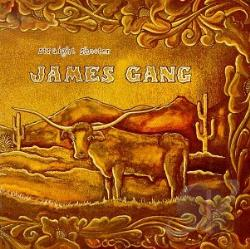 James Gang - Straight Shooter CD Cover Art