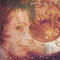 Mcbroom, Amanda - Timeless Thing CD Cover Art