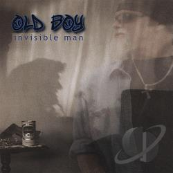 Old Boy - Invisible Man CD Cover Art