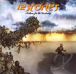 12 Stones - Anthem for the Underdog CD Cover Art