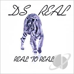 DS Real - Real to Real CD Cover Art